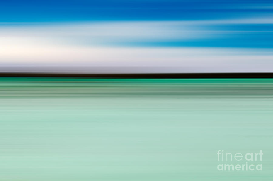 Coastal Horizon 5 Photograph