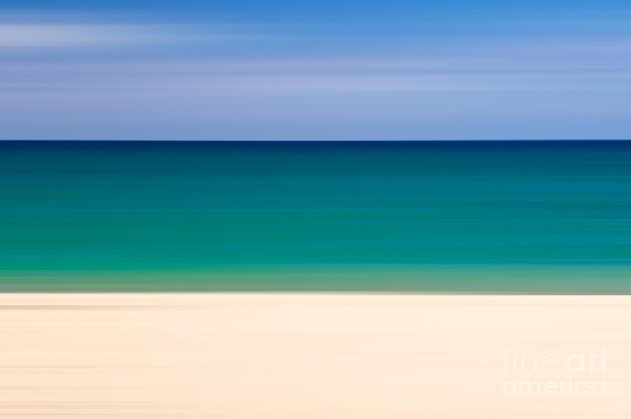 Coastal Horizon 8 Photograph