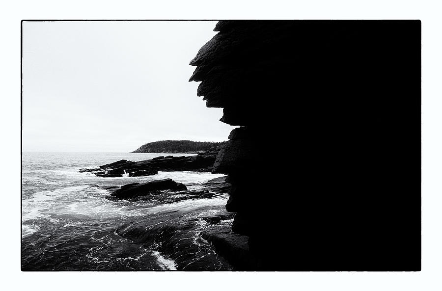 Atlantic Ocean Photograph - Coastal Scene 8 by Jeremy Herman