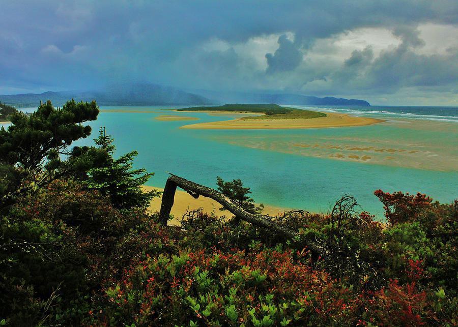 Coastal Storm Photograph