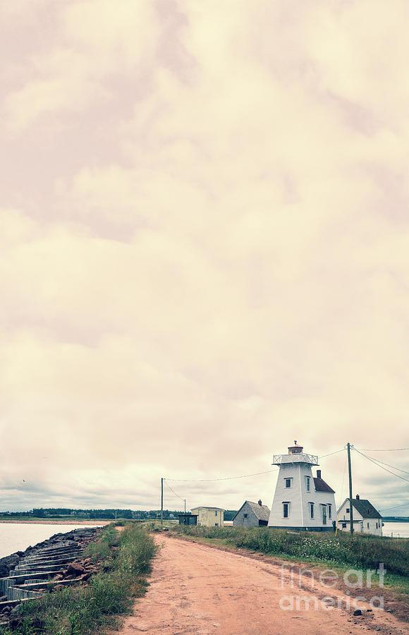 Coastal Town Photograph