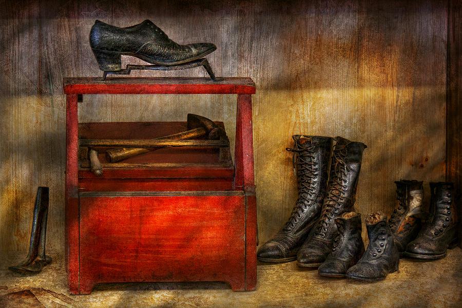 Cobbler - Life Of The Cobbler Photograph