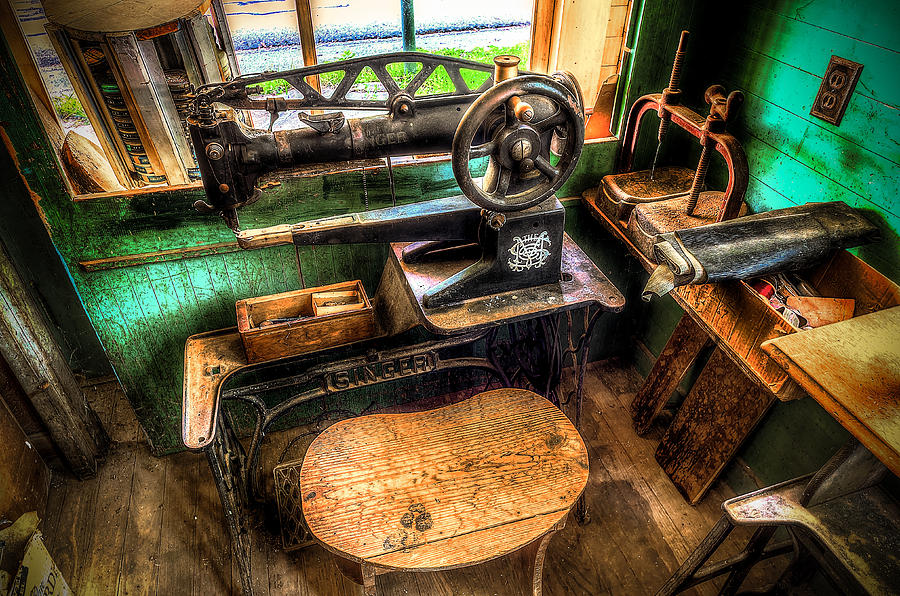 cobblers sewing machine