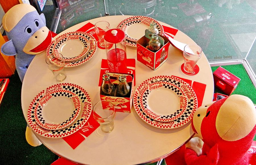 Coca-cola Diner  Photograph