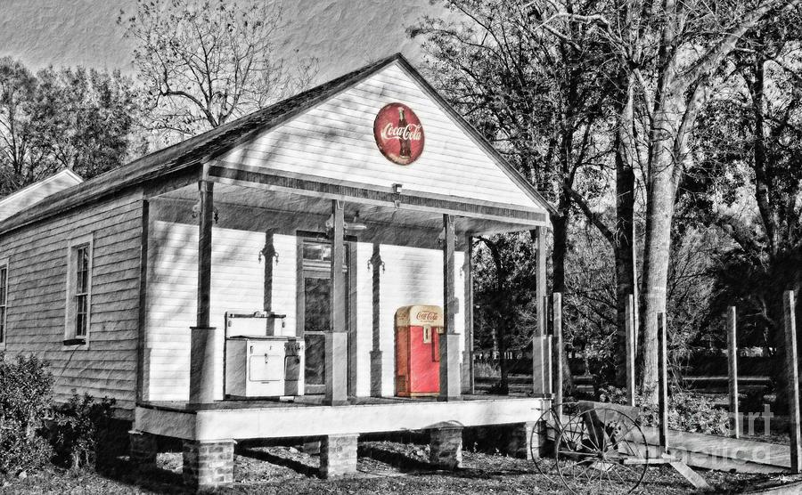 Coca Cola Photograph - Coca Cola In The Country by Scott Pellegrin
