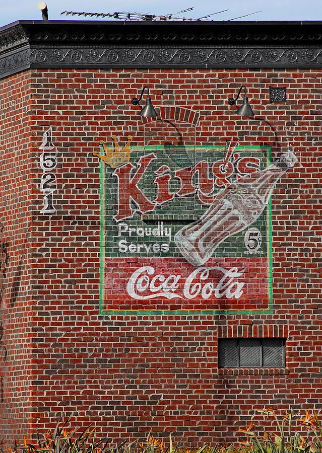 Coca Cola Photograph - Coca Cola  by Viktor Savchenko