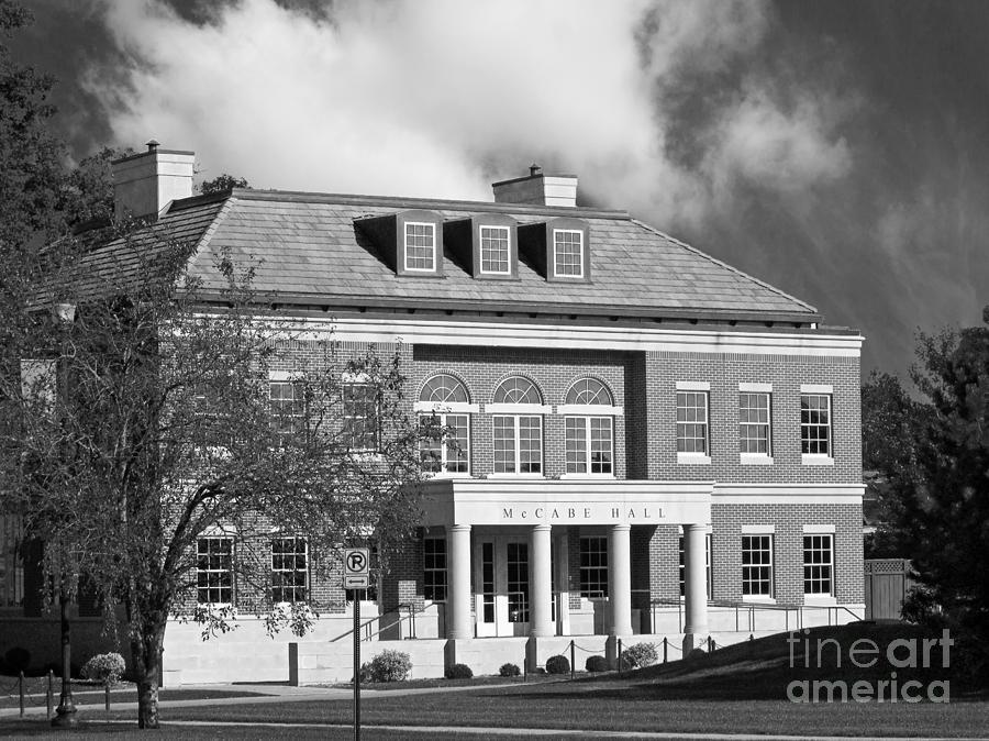 Coe College Mc Cabe Hall Photograph