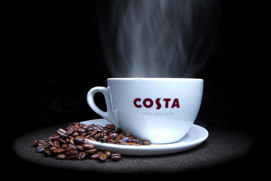 Coffee Time Photograph by Rob Guiver