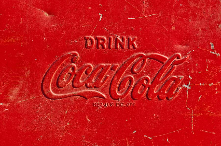 Coke Sign Photograph