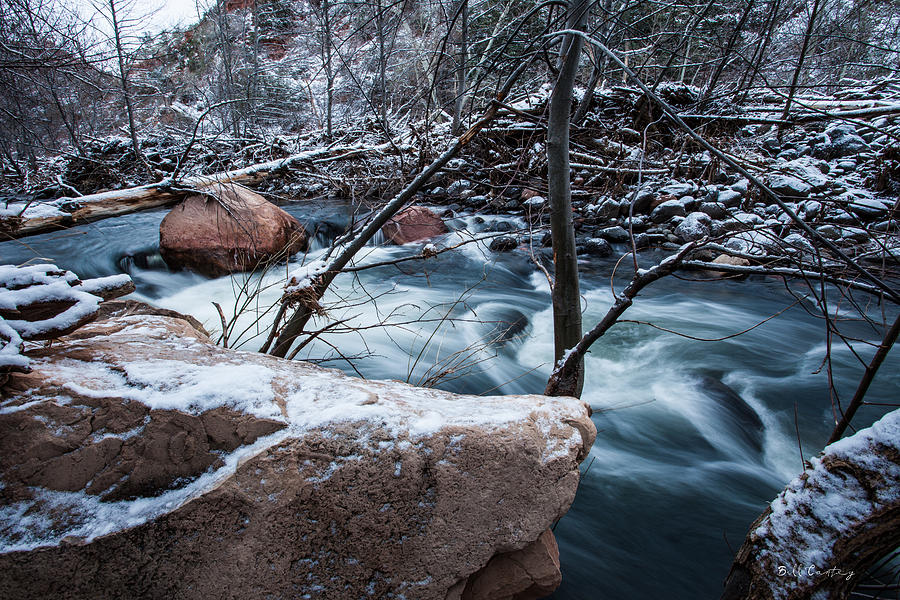 Cold Drift Photograph