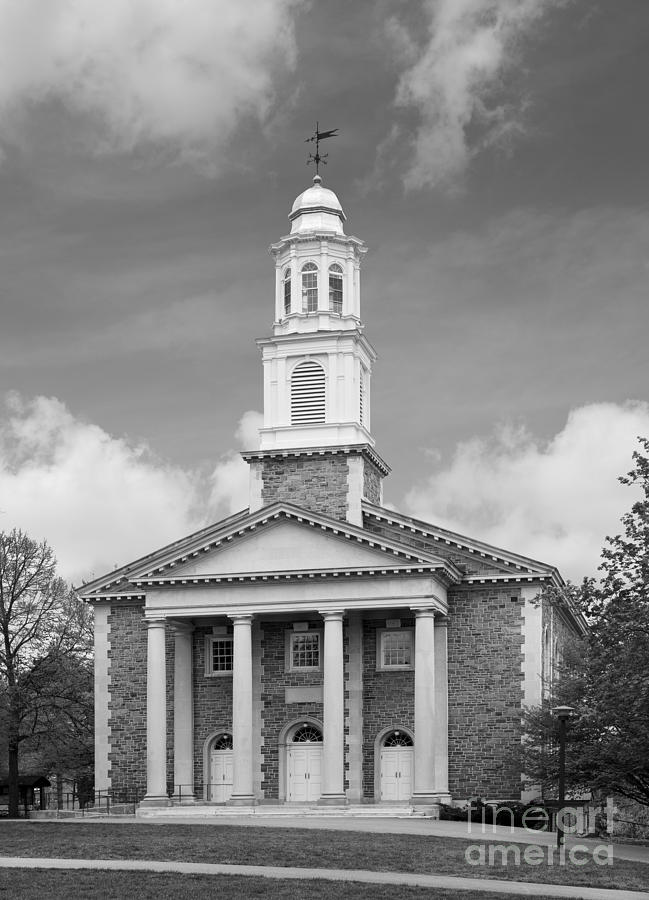Colgate University Chapel House Photograph  - Colgate University Chapel House Fine Art Print