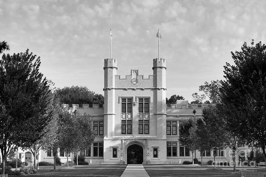 College Of Wooster Kauke Hall Photograph