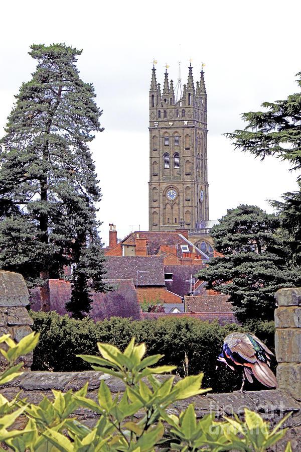 Collegiate Church Of St Mary Warwick Photograph