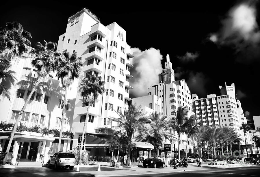 Collins Avenue Photograph  - Collins Avenue Fine Art Print