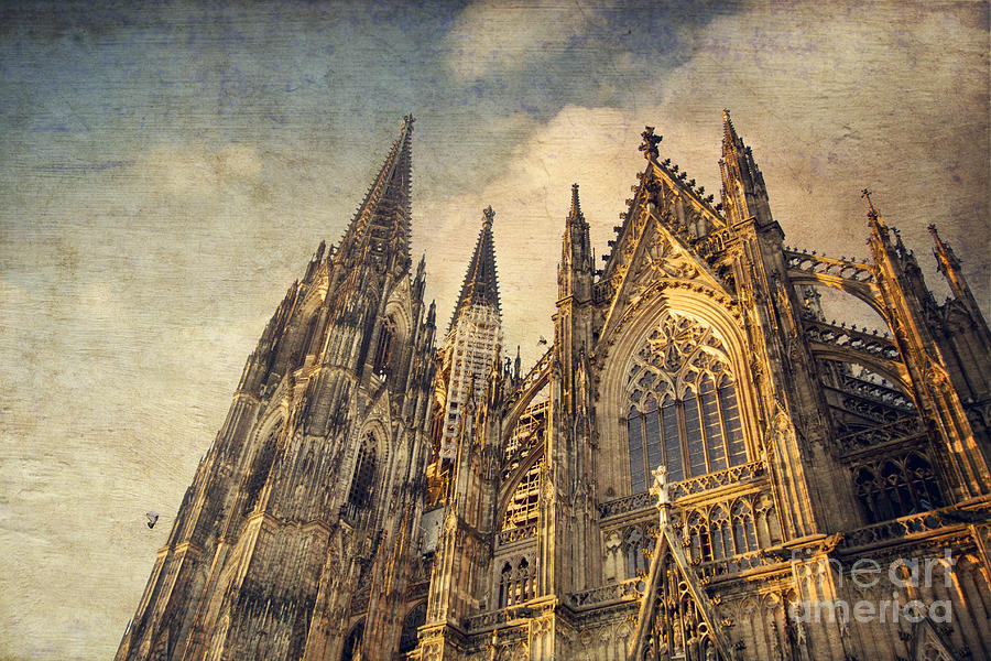 Cologne Cathedral Photograph  - Cologne Cathedral Fine Art Print
