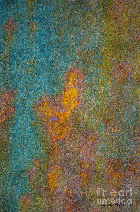 Color Abstraction Xi Photograph  - Color Abstraction Xi Fine Art Print