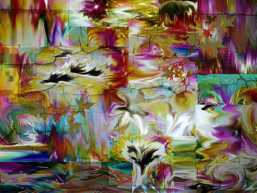 Abstract Photograph - Color And Light by Tanya Jacobson-Smith