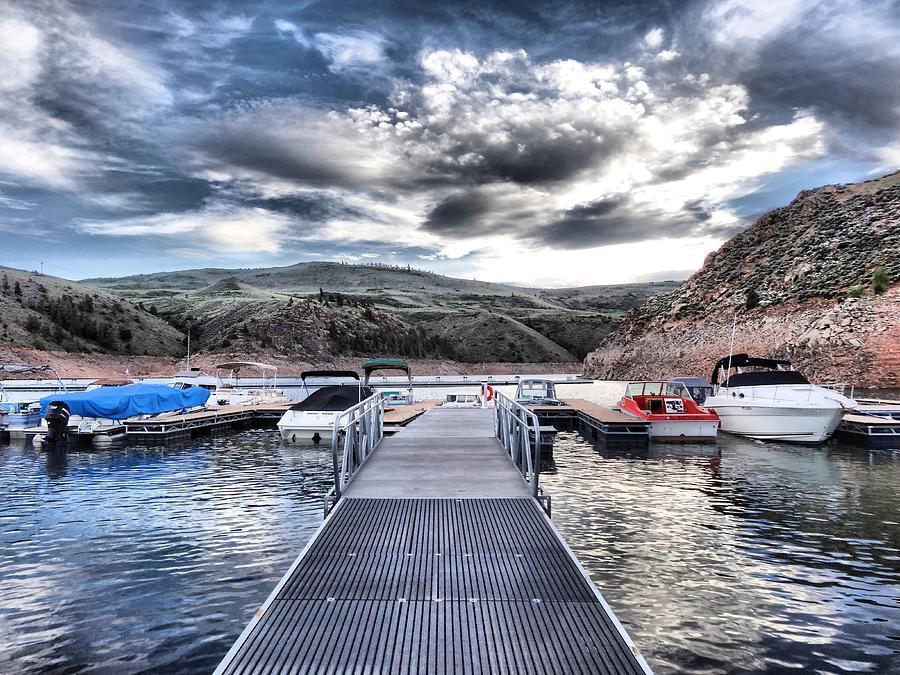 Colorado Boating Photograph