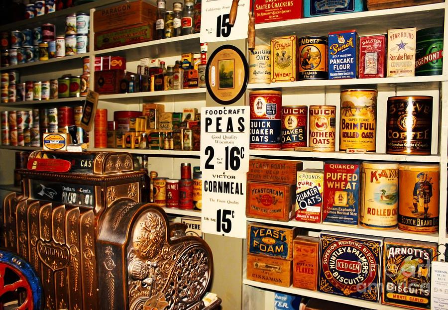 Colorado General Store Supplies Photograph