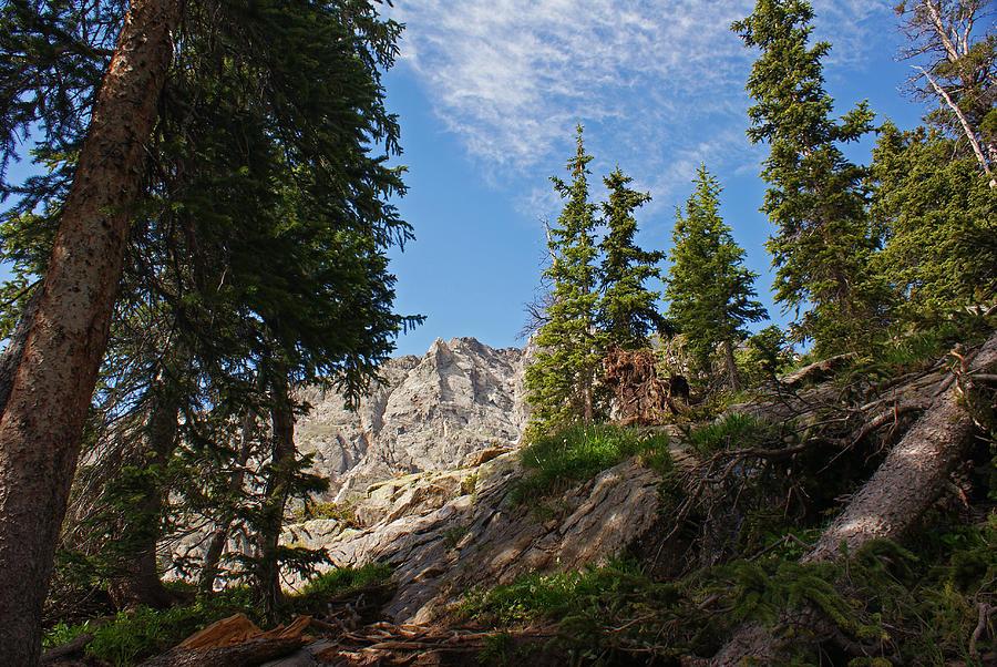 Colorado Mountain Hike Photograph