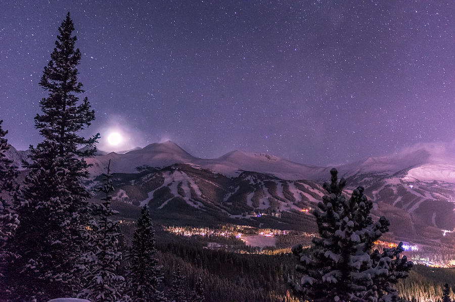 Colorado Night Photograph