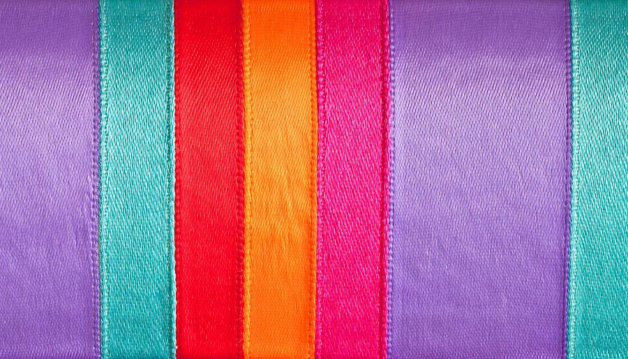 Colorful Nylon Photograph