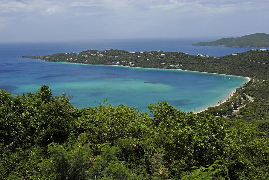 Colorful Saint Thomas Photograph