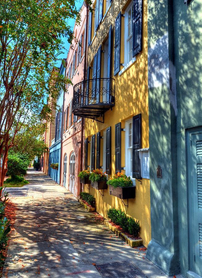 Colors Of Charleston 5 Photograph