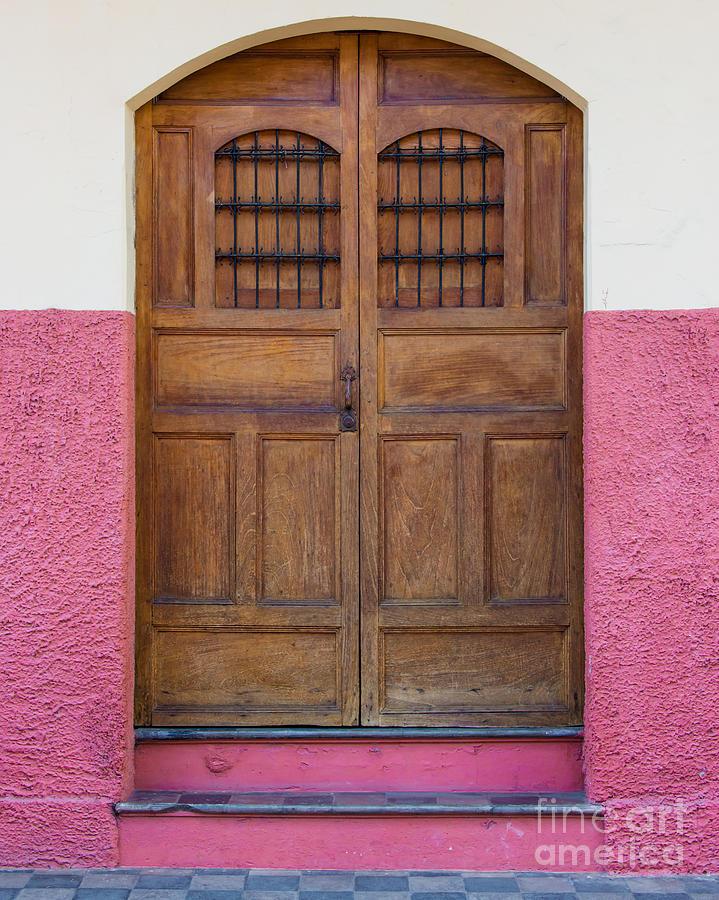Colors Of Granada I Photograph