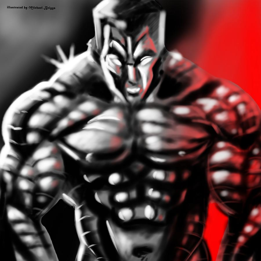 Colossus Digital Art  - Colossus Fine Art Print