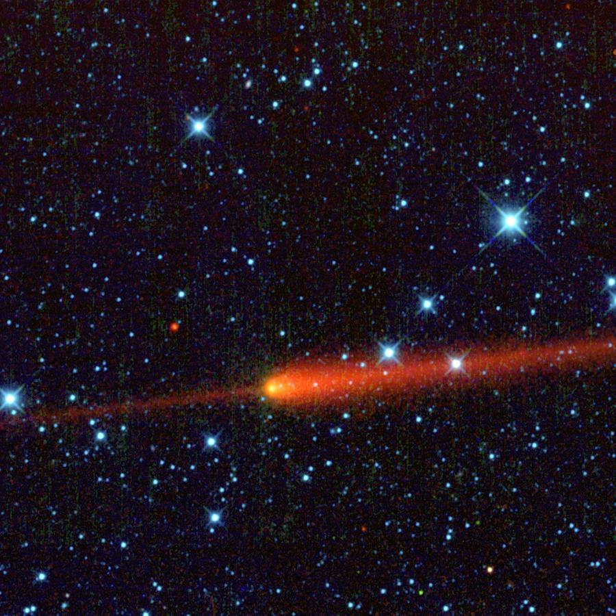 Comet 65p-gunn, Infrared Image Photograph