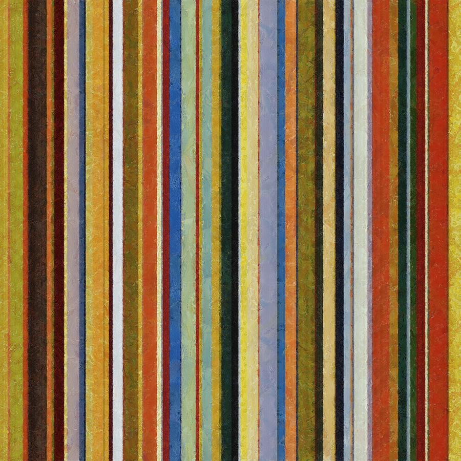 Comfortable Stripes V Painting