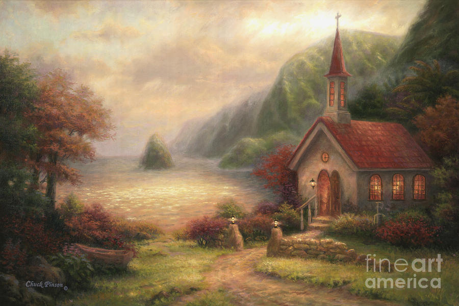 Compassion Chapel Painting