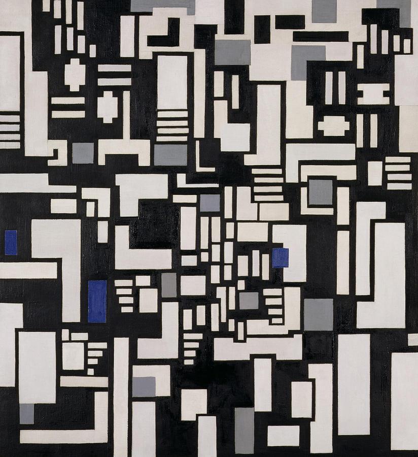 Composition Ix Painting