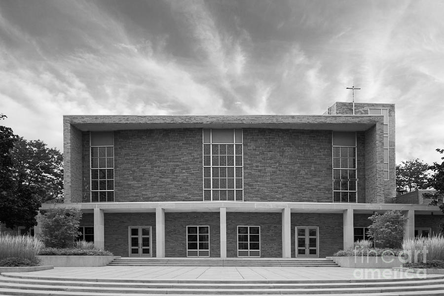 Concordia University Christ Triumphant Chapel Photograph