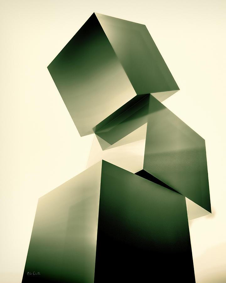 Condescending Cubes Photograph