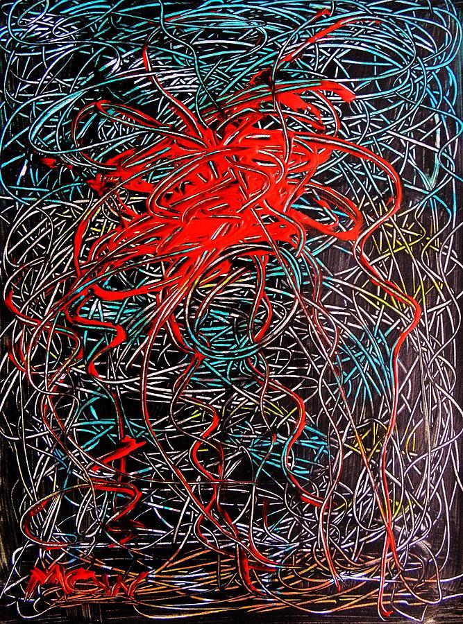 Constellation 10-10-10 Painting