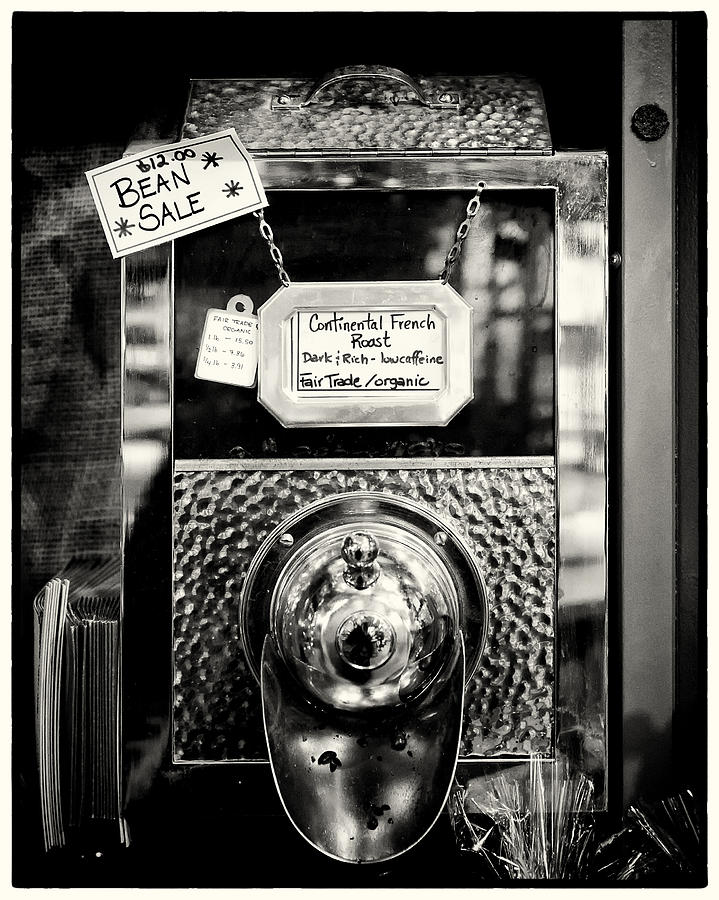 Continental French Roast Photograph  - Continental French Roast Fine Art Print