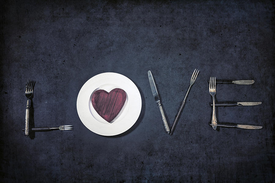 Cooking With Love Photograph