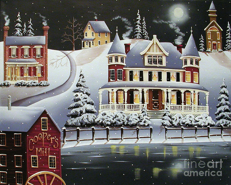 Coopersville Painting