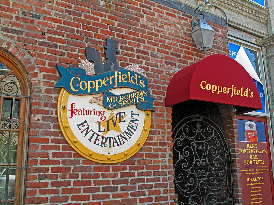 Copperfields Photograph