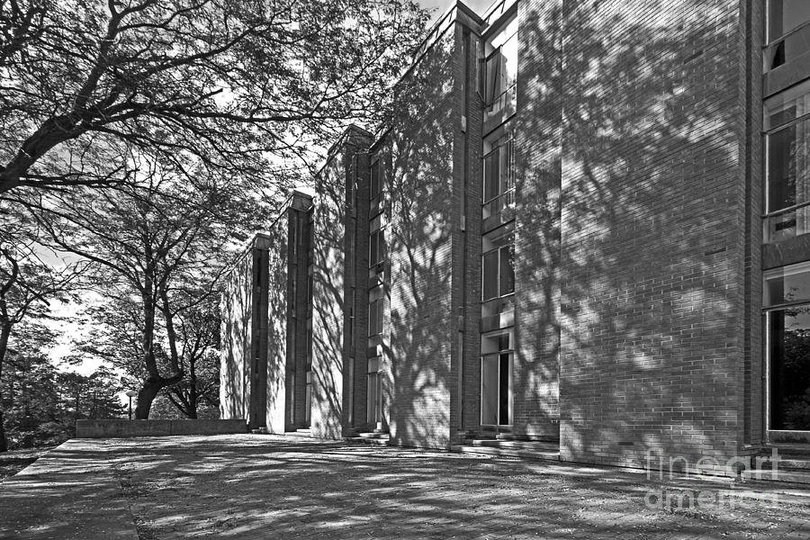 Cornell College Tarr Hall Photograph  - Cornell College Tarr Hall Fine Art Print