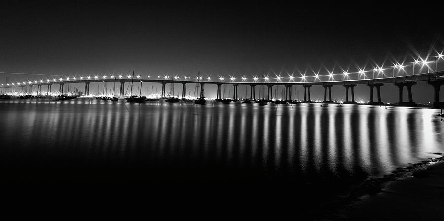 Coronado Bay Bridge Photograph