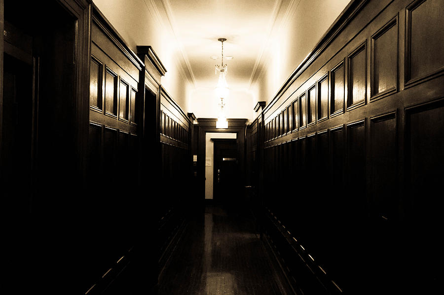 Corridor Pyrography