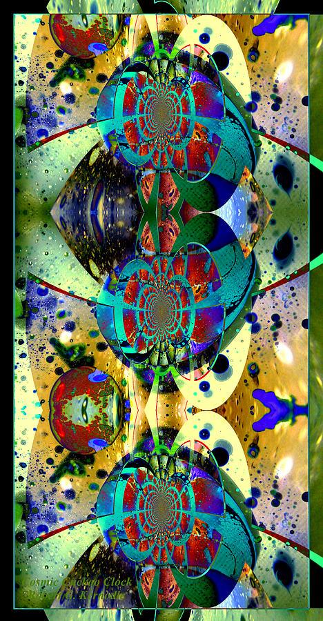 Cosmic Cuckoo Clock Photograph