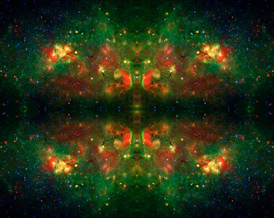 Cosmic Kaleidoscope 3 Photograph