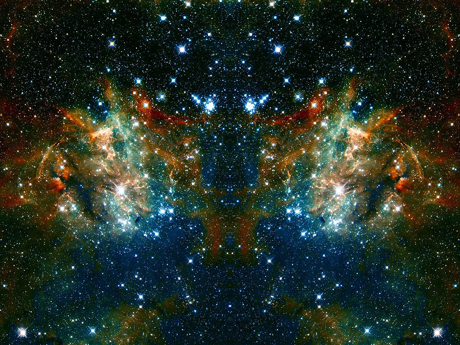 Cosmic Phoenix Photograph
