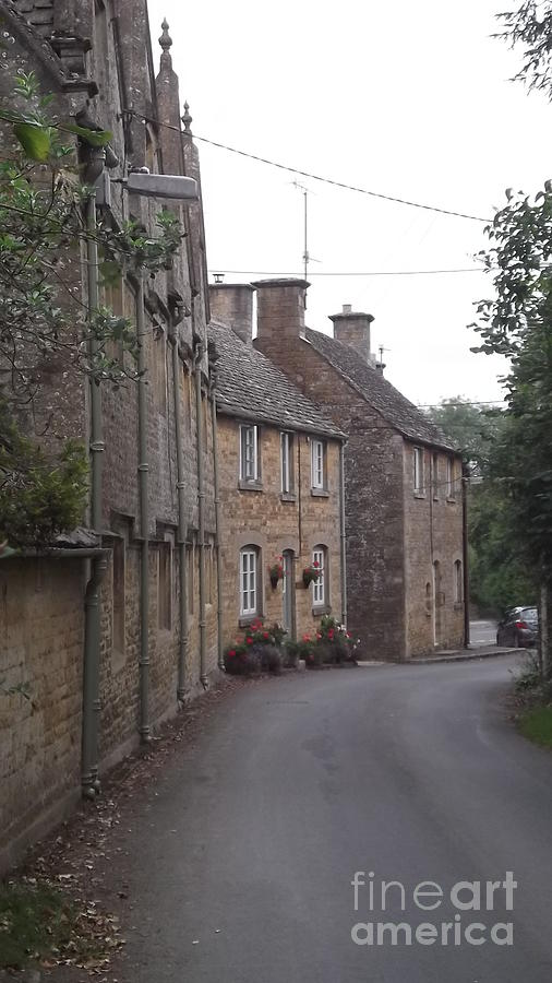 Cotswold Cottages Photograph