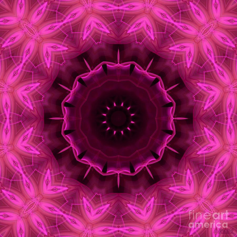 Hanza Turgul Digital Art - Cotton Candy by Hanza Turgul