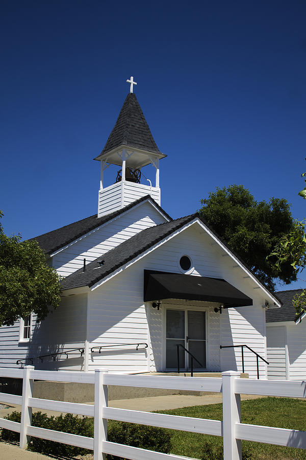Country Church Photograph
